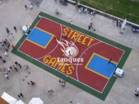 Streetgames with logo