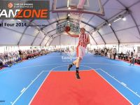 Euroleague Final Four Fan Zone