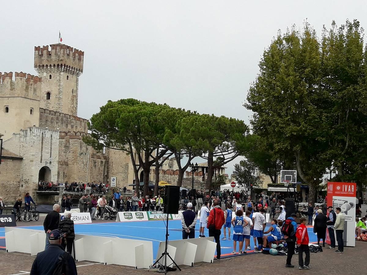Presentazione Basket Brescia Leonessa - 2016 - Tanques srl